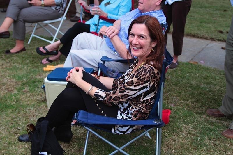 Caroline Kennedy in Clarksdale