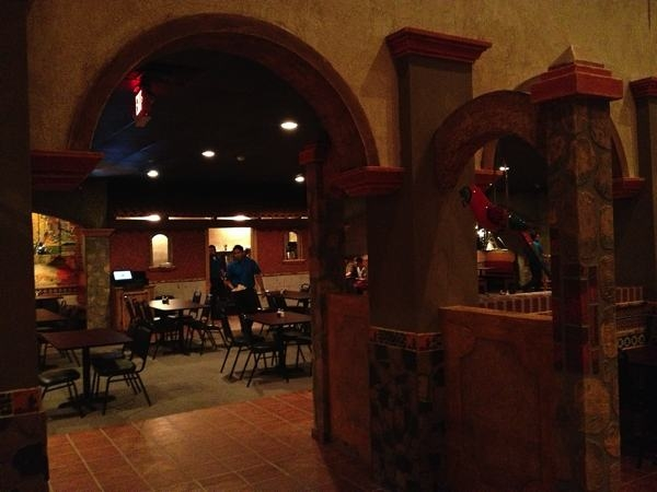 View of the dining room at Guadalajara Restaurant in Clarksdale