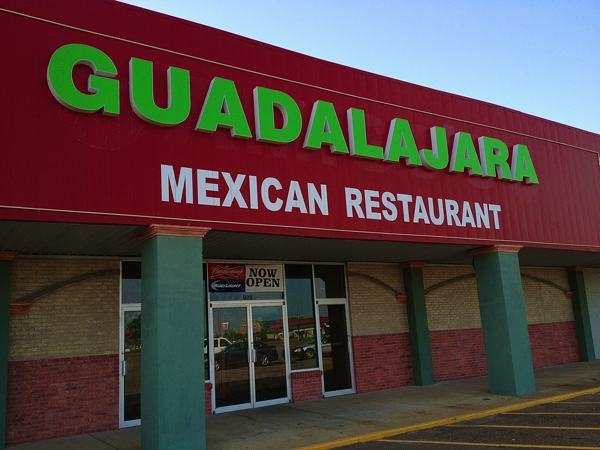 Guadalajara Restaurant in Clarksdale