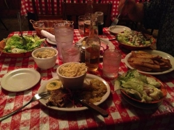 Dinner at Kathryn\'s on Moon Lake