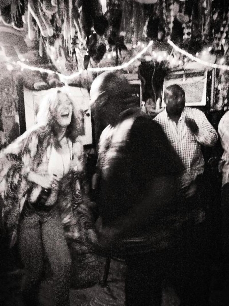 Magical Madge at Po Monkey's Juke Joint