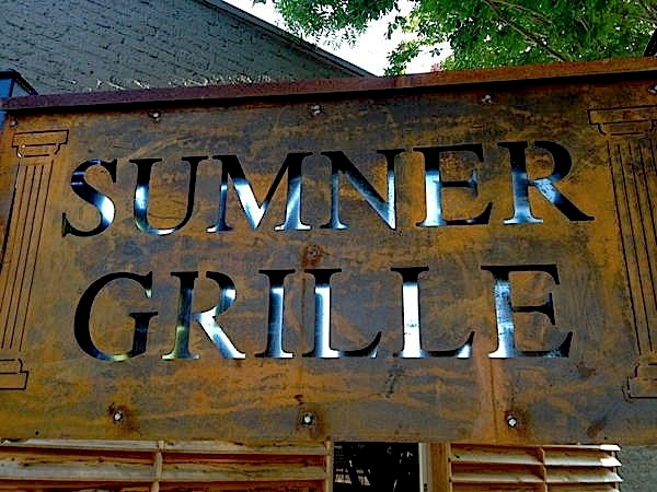 Sumner Grille Sign