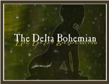 The Delta Bohemian logo