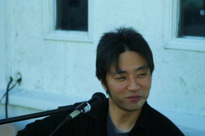 "Clarksdale, MS itinerant Japanese Blues Musician and GZBC Semi-fixture ""EY"""