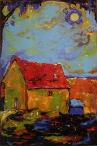 Mississippi Delta Artist Stan Street - Owner of Hambone Art Gallery