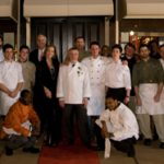ALL the Chefs from FRENCH NIGHT MADIDI in Clarksdale, MS. Photography by Langdon Clay