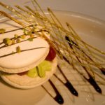 Course Eight: Macaroons. Chef Phillipe Gelfi of Numero 75, Avignon, France. Photography by Langdon Clay