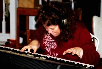 Barefootin' Keyboardist La La Craig