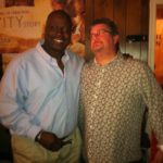 "The Delta Bohemian ""mad dogging"" the gentle giant known as Marcus Dupree."