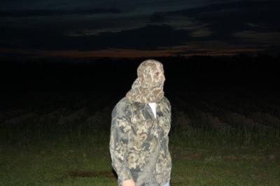 Camo hunter
