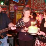 Carol Vincent Birthday Party at Red's Blues Club