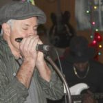 Musician Stan Street and owner of Hambone Art Gallery. Photo by The Delta Bohemian