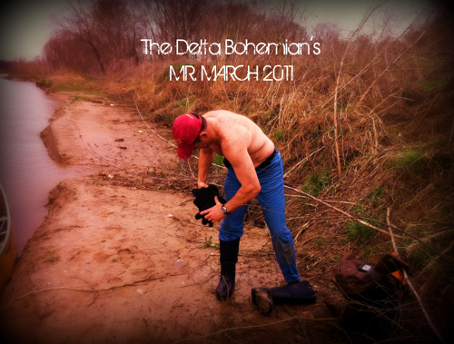 The Delta Bohemian's MR. MARCH 2011: Mr. Lil John McKee. Photo by DB