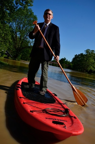 Highwater's Rising Report from Driftwood Johnnie
