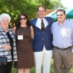 Martha Jane Howell, Brooks Ann Gaston, Mike Wagner, Poor William at Delta Council. Photo by The Delta Bohemian