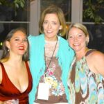 Eden Brent, Magical Madge, Suanne Strider at C.A.R.E. in Charleston, MS. Photo by The Delta Bohemian