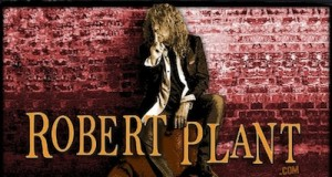 Robert Plant promoting his new Band Of Joy album. Photo courtesy of RobertPlant.com