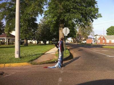 MISSISSIPPI DELTA BOHEMIAN CHARACTERS: Jessie's Parade