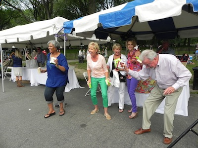 The Big Dinner on the Ground – Mississippi Picnic in Central Park 33rd Celebration