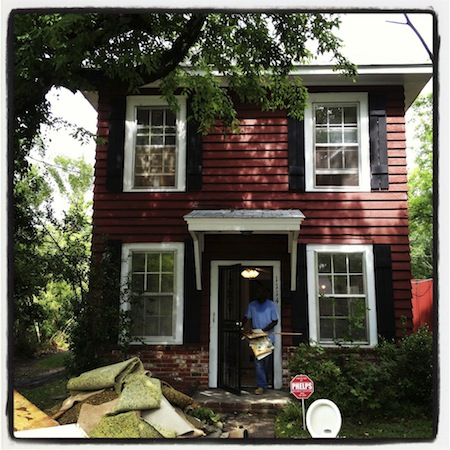 DELTA BOHEMIAN GUEST HOUSE – Undergoing Renovation – Opening August 8, 2012