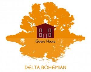 DELTA BOHEMIAN GUEST HOUSE LOGO