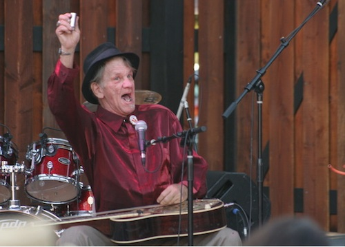What do Lagunitas Brewing Company and Watermelon Slim have in common? A successful blues festival in Sonoma County
