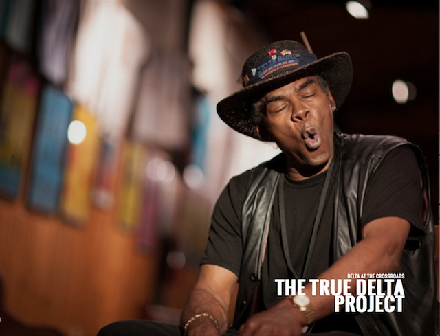BILL Howl-N-Madd PERRY in TRUE DELTA - A Documentary about Clarksdale, Mississippi and the Blues
