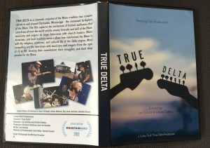 DVD cover for True Delta documentary