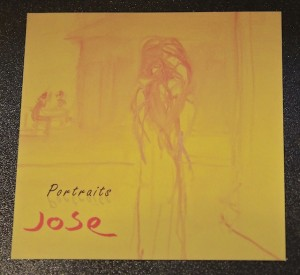 Cover of CD by JOSE called PORTRAITS. Visit http://www.jose.net.au