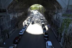 A street in Downtown Sydney. Photo by DELTA BOHEMIAN