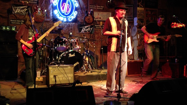 Steve Kolbus – RAW & UNCUT at Tricia's PIE HOLE and GZBC in Clarksdale