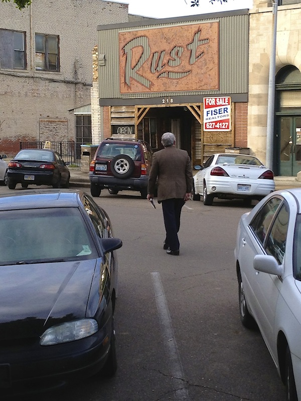 Beloved Rust Restaurant gone from Delta Avenue