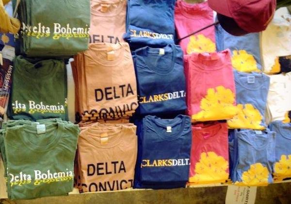 Delta Bohemian T-Shirt Hullabaloo - Ends Midnight on 12/2/13