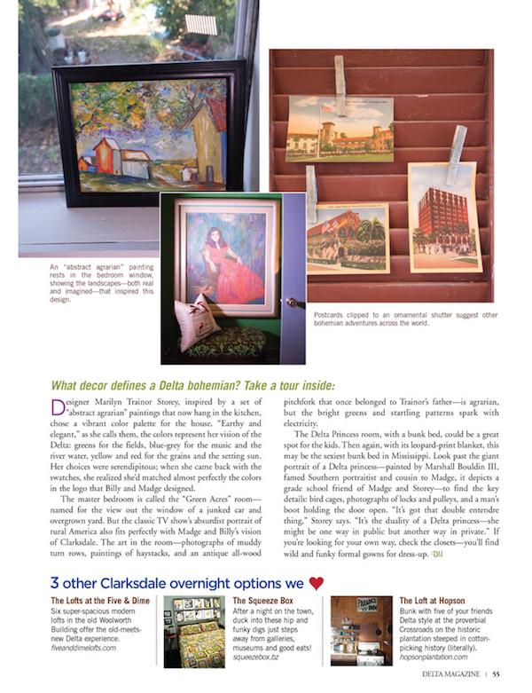 Delta Magazine Article WIDE OPEN DELTA pg 55
