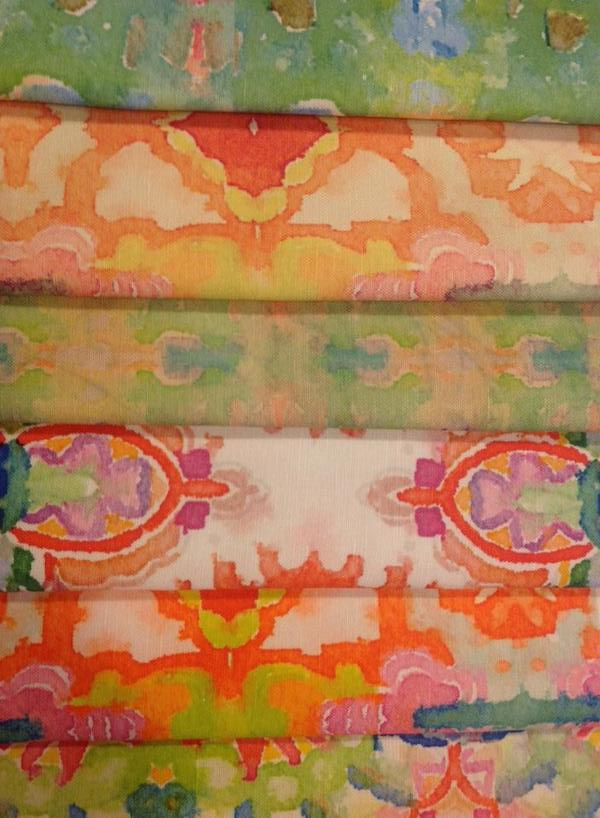 Original Art Fabrics by Kim Gibbs Duease