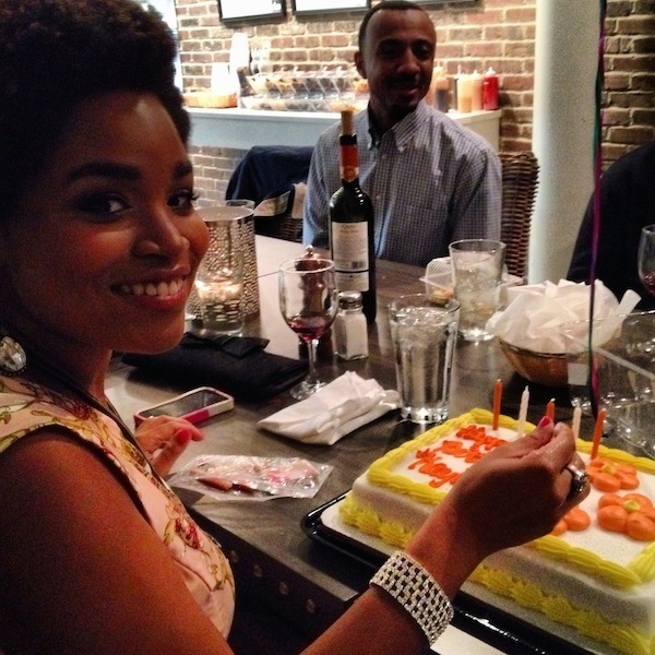 Kayla Wigley at her 21st Birthday Party at Yazoo Pass