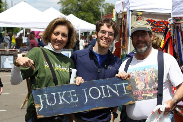 Scenes from Juke Joint Festival 2011. Photo by Delta Bohemian