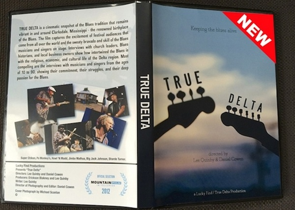 TRUE DELTA documentary features LUCIOUS SPILLER