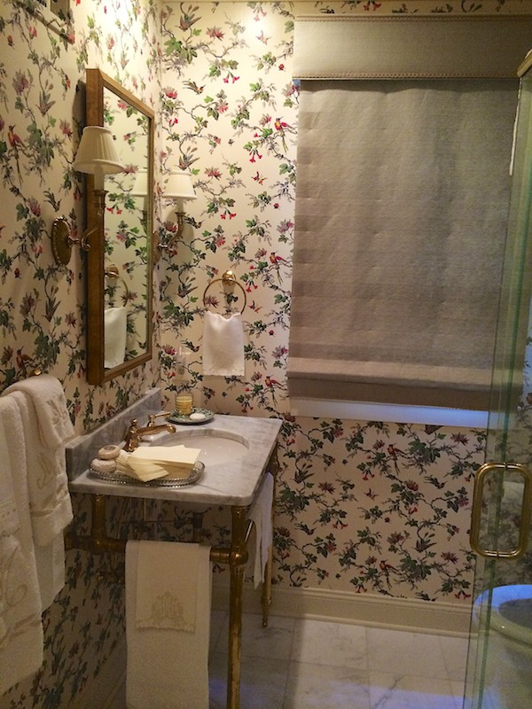 Beautifully renovated bathroom in Mary Helen McCoy's home gallery in Memphis