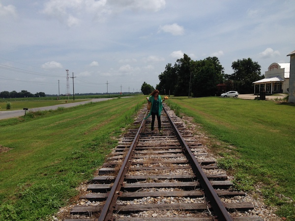 Planes, Trains & Tractors in the Mississippi Delta