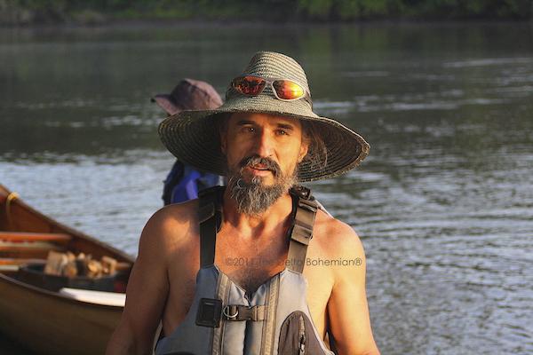 Quapaw Canoe Company founder John Ruskey ©2011 The Delta Bohemian®