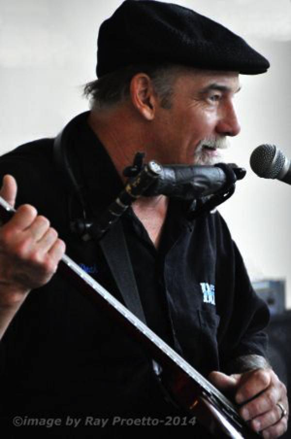 Deak Harp @ The Bank in Clarksdale Juke Joint Festival 2014