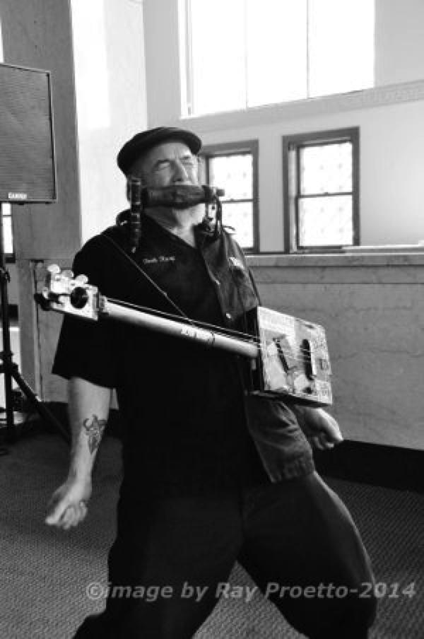 Deak Harp - Ridin the Rails Clarksdale Juke Joint Festival 2014
