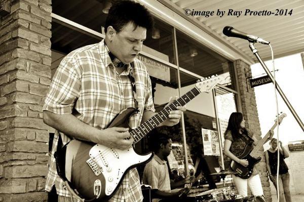 Little Bobby @ Rock N Blues Museum Clarksdale Juke Joint Festival 2014