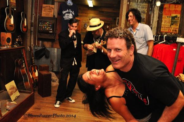 Ray Proetto covers Juke Joint Festival 2014