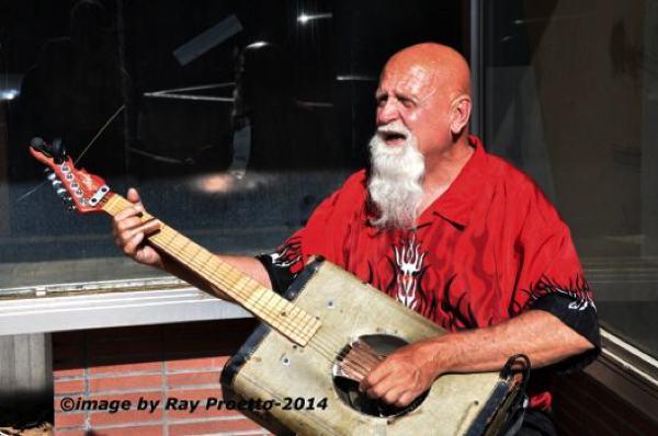 The Blues Wizard Clarksdale Juke Joint Festival 2014