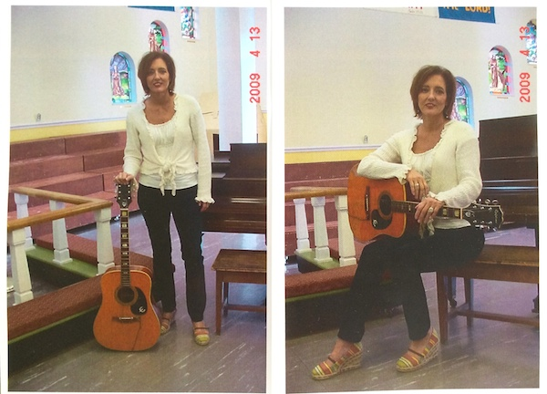 Magical Madge Marley Howell at St. George's Day School in April 2009. Photos by Kay Dickerson
