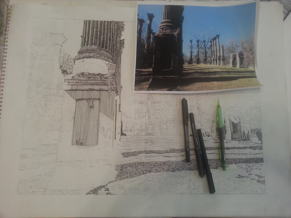 Jeffrey Yentz Discovers the Windsor Ruins