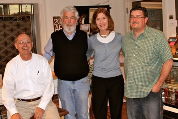 Bryan Lott, Curtis and Nance Wilkie, Poor William Billy Howell at Turnrow Book Company 2011