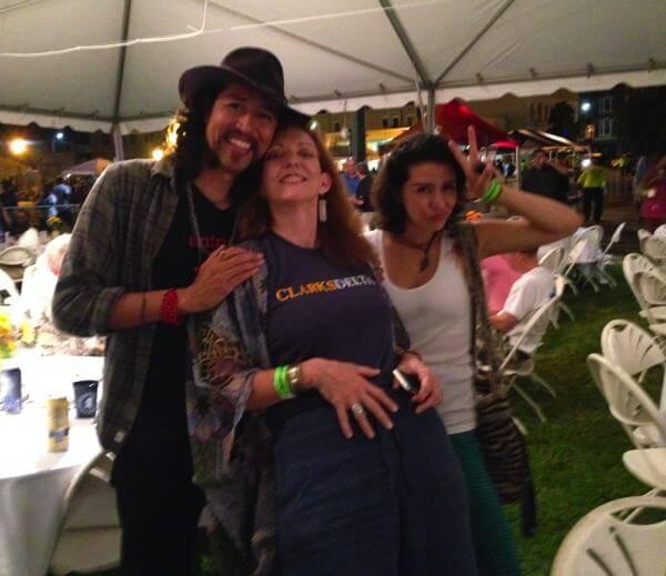 Alejandra Aristizabal  >> Carlos Elliot Jr Magical Madge Marley Howell Alejandra